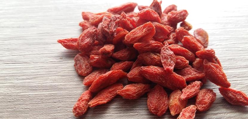 goji fructe de padure pentru reexamini de pierdere în greutate